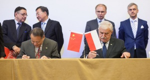 Mlekpol podpisał roczny kontrakt na dostawy mleka do Chin
