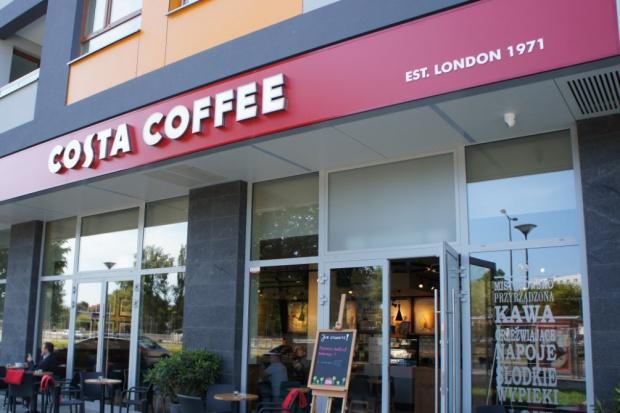 Costa Coffee otwiera nowe kawiarnie w Warszawie i Gdańsku