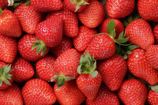 Wzrosły ceny truskawek w hurcie
