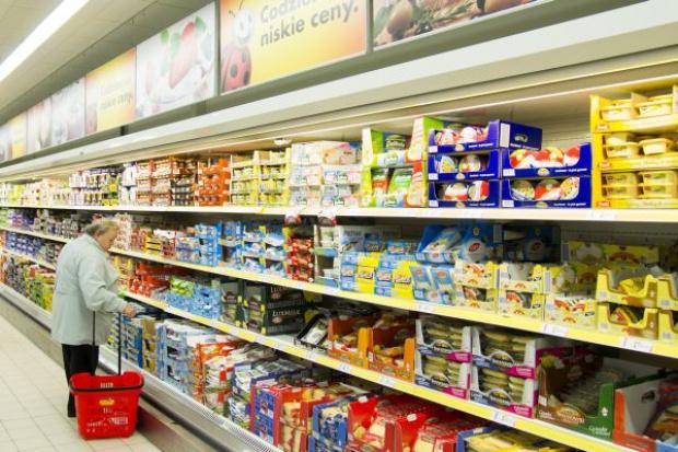 Koszyk cen: Stabilny poziom cen w hipermarketach dzięki wyrobom mleczarskim