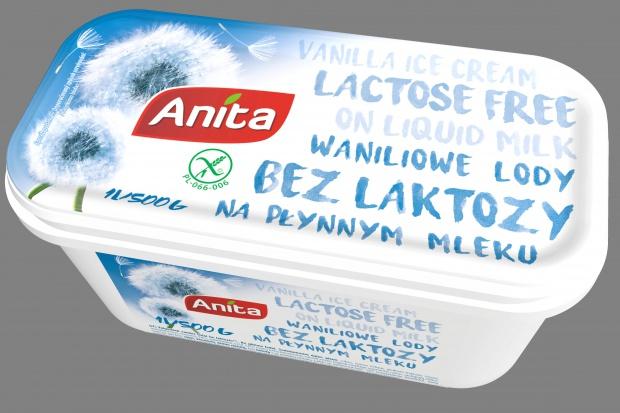 Anita wprowadza do sprzedaży lody z licencją bezglutenową