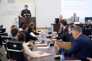 Zdjęcie numer 1 - galeria: III Kongres Branży Spirytusowej: Potrzeba większej współpracy branży i administracji (zdjęcia)