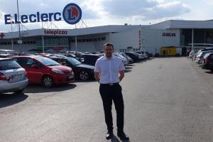 Prezes E.Leclerc w Radomiu:Polskie produkty nie zawsze są należycie doceniane