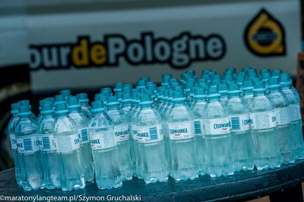 Cisowianka Oficjalną Wodą Tour de Pologne