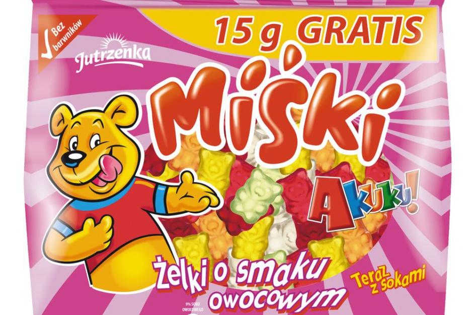 Colian: Rusza promocja żelków marki Akuku!