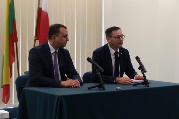 ARiMR podpisała porozumienie z agencją z Litwy
