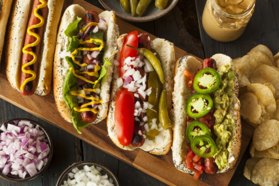 Hot dogi i kebaby z wyższym VATem