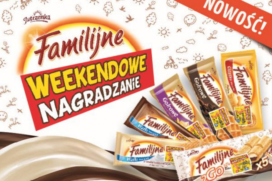 Colian startuje z loterią marki Familijne