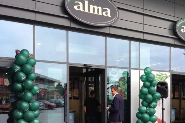 Alma uruchomiła 50 sklep