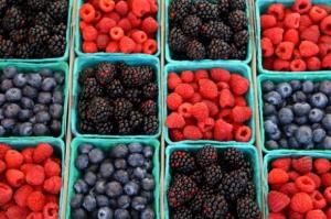 Owoce jagodowe z Polski w rynkowej ofensywie
