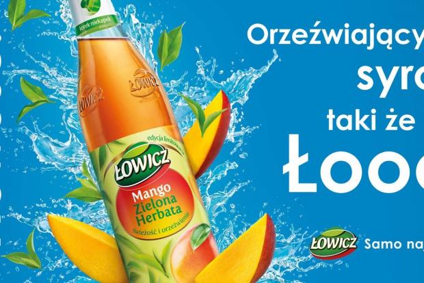 Syropy Łowicz w kampanii outdoorowej