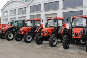 Ursus: Sprzedaży nowych ciągników w maju wzrosła rdr o 55 proc.