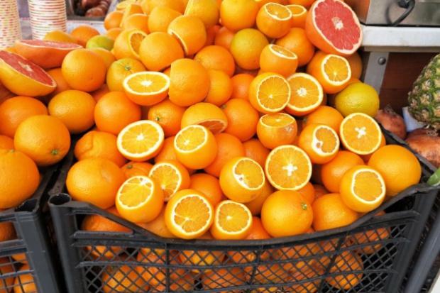 Wzrósł eksport cytrusów z Chile