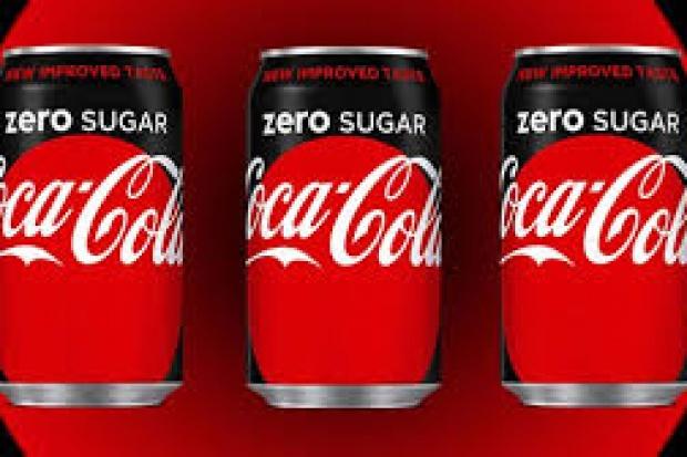 Coca-Cola rusza z największą od 10 lat kampanią Coca-Cola Zero Sugar