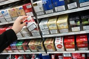 PIH: Większe ostrzeżenia graficzne na papierosach niekorzystne dla handlu