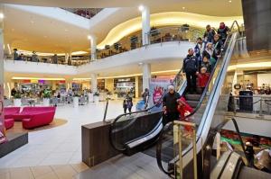 Aura Centrum w Olsztynie:  Ruszyła budowa nowej strefy food court