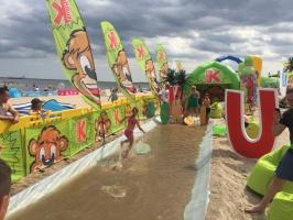 Marka Kubuś zaprasza na plażę