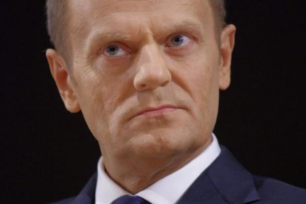 Tusk: Brexit wydarzeniem smutnym i ważkim, ale to incydent