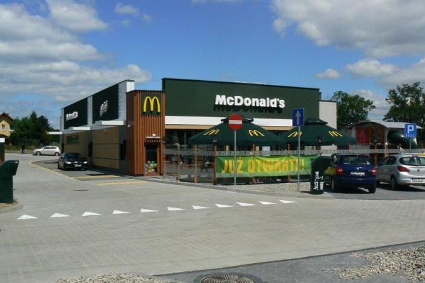 Kolejny McDonald's w Rybniku otwarty