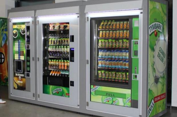 Maspex wprowadza specjalistyczne obudowy do automatów Outdoor Vending System