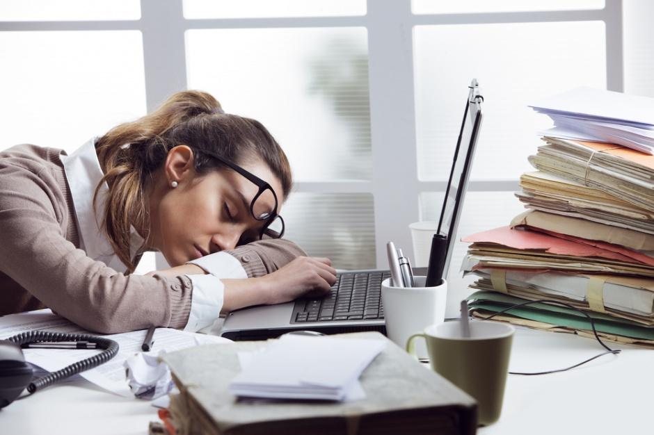 Zmęczenie i rozdrażnienie może być wynikiem niedoboru składników odżywczych