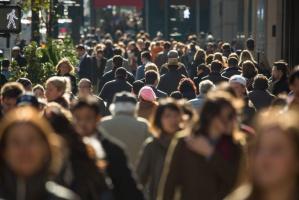 GUS: Pod względem liczby ludności Polska na 6. miejscu w UE