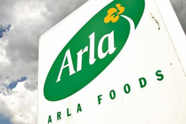 DSV uruchomił duży magazyn dla Arla Foods