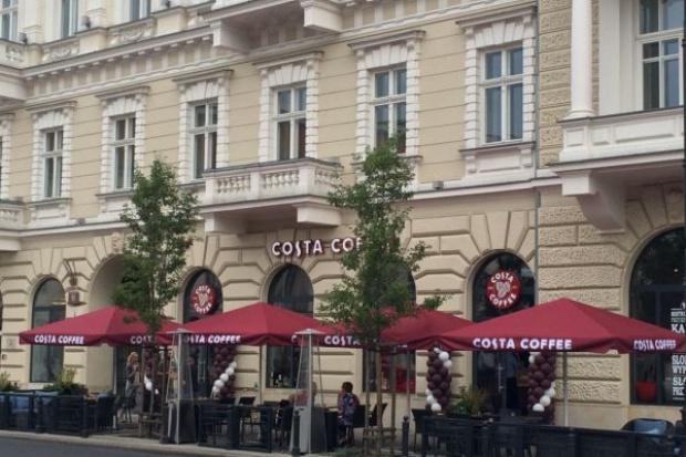 Costa Coffee od początku roku otworzyła 11 lokali