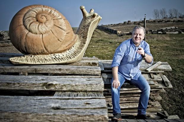 Właściciel Snails Garden: Wiele osób ma mylne pojęcie o smaku ślimaków