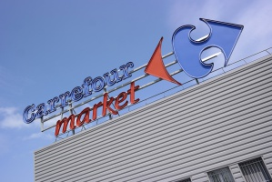 "Carrefour uruchamia nowy koncept ""Eat & Shop"""