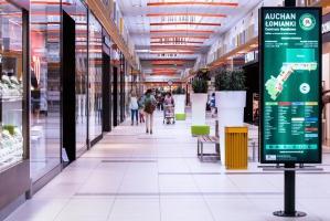 """Sklep """"Czas na herbatę"""" w CH Auchan Łomianki"""