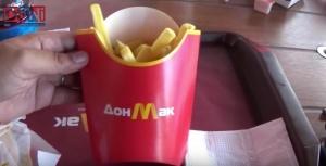 """McDonald's w Doniecku otwarty ponownie jako """"DonMak"""""""