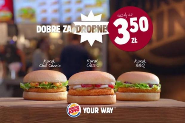 Rusza nowakampania Burger King