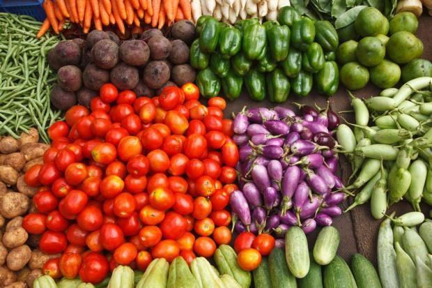 Jedyne miejsce, w którym za ekologiczne warzywa zapłacisz... ćwiczeniami fizycznymi
