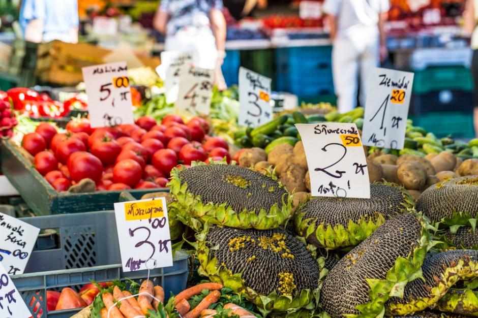 Rolnicy mogą znakować żywność jako