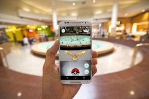 Gra Pokemon Go uratuje galerie handlowe?