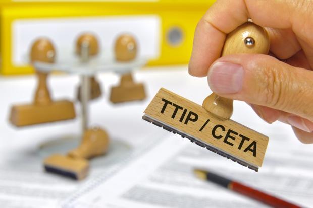 PO za odrzuceniem projektów uchwał ws. umów TTIP i CETA