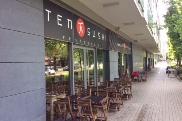Moda na sushi w Polsce wciąż trwa