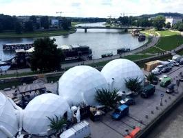 ŚDM: Pawilon Polski z niezwykłym widowiskiem o polskiej żywności
