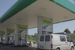 BP otworzyło 7 nowych stacji paliw