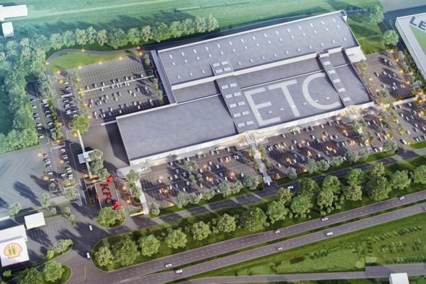 Rozpoczęła się przebudowa ETC Swarzędz
