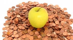 Coraz więcej upadłości w sektorze owoców i warzyw