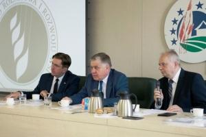 Drugie posiedzenie Rady Dialogu Społecznego w Rolnictwie