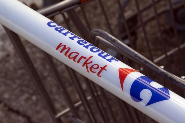 Carrefour: Lekki wzrost sprzedaży w I półroczu