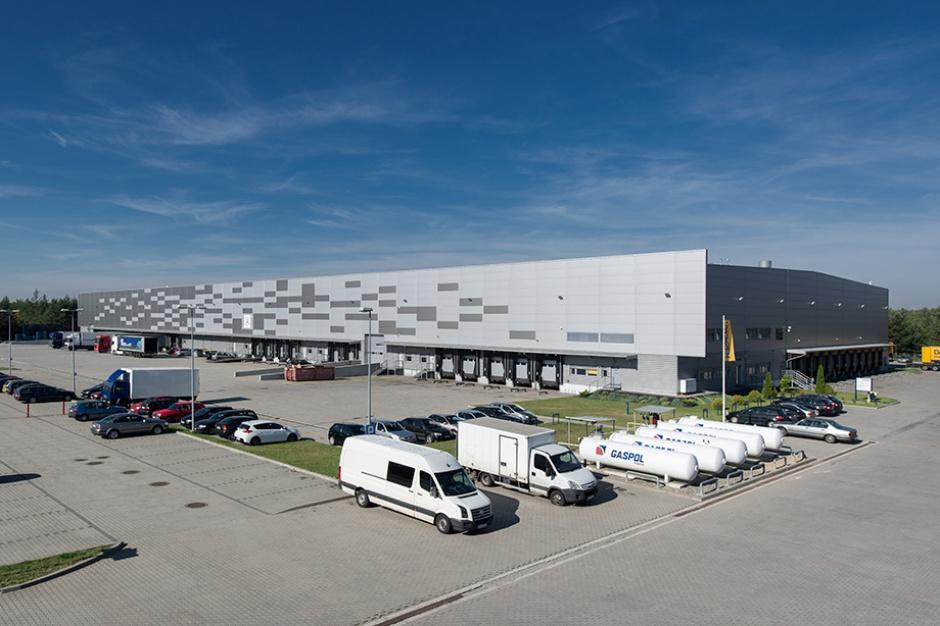 Rozbudowa Śląskiego Centrum Logistycznego