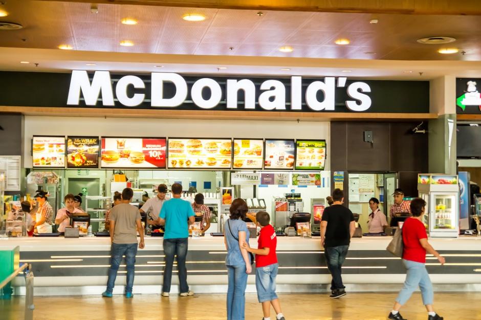 McDonald's zatrudni 5000 nowych pracowników w Wielkiej Brytanii