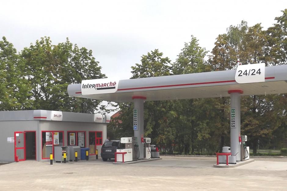 Sieć Intermarche otworzyła 62. stację paliw