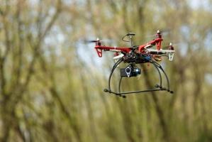 Drony podbijają biznes