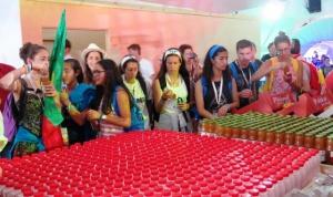 Polska żywność zachwyciła pielgrzymów Światowych Dni Młodzieży
