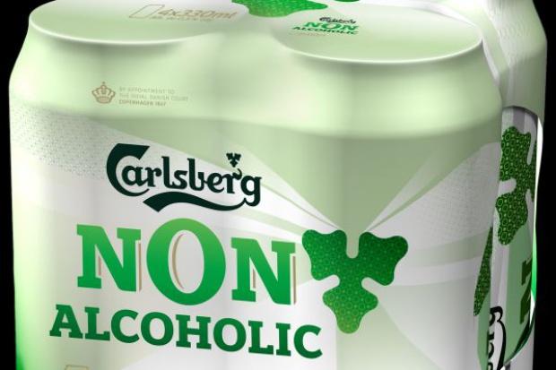 Carlsberg wszedł na rynek detaliczny z piwem bezalkoholowym